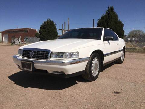 1992 Cadillac Eldorado For Sale In Fort Myers FL