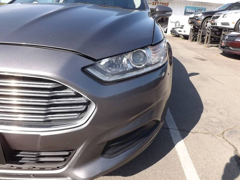 2013 Ford Fusion for sale at Speed Auto Gallery in La Mesa CA