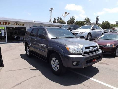 2007 Toyota 4Runner for sale at Speed Auto Gallery in La Mesa CA