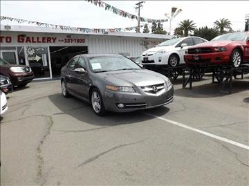 2007 Acura TL for sale at Speed Auto Gallery in La Mesa CA