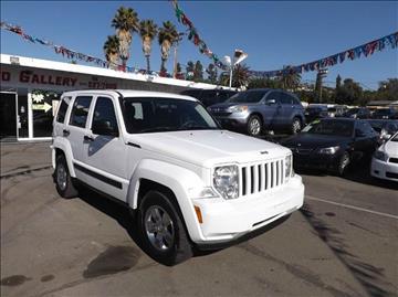 2012 Jeep Liberty for sale at Speed Auto Gallery in La Mesa CA