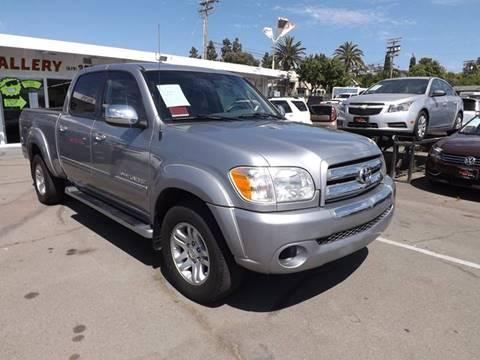 2006 Toyota Tundra for sale at Speed Auto Gallery in La Mesa CA
