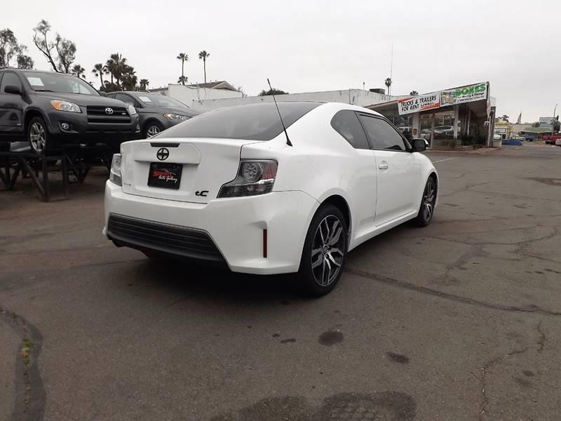 2014 Scion tC for sale at Speed Auto Gallery in La Mesa CA