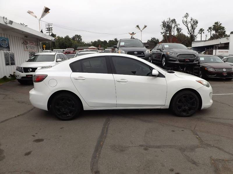 2012 Mazda MAZDA3 for sale at Speed Auto Gallery in La Mesa CA