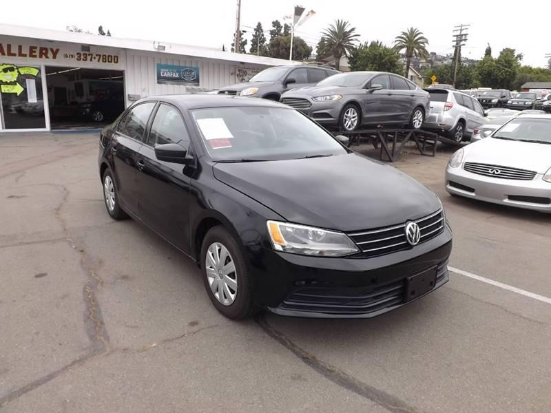 2016 Volkswagen Jetta for sale at Speed Auto Gallery in La Mesa CA
