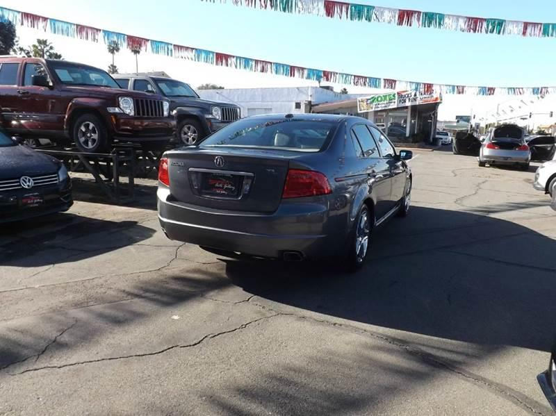 2006 Acura TL for sale at Speed Auto Gallery in La Mesa CA