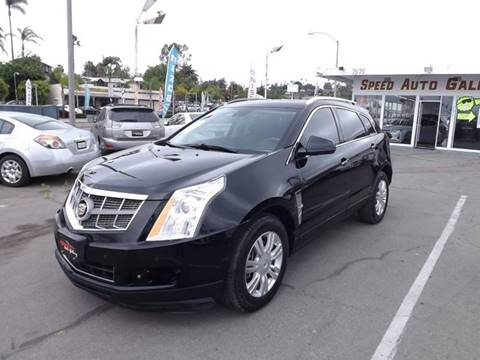 2010 Cadillac SRX for sale at Speed Auto Gallery in La Mesa CA