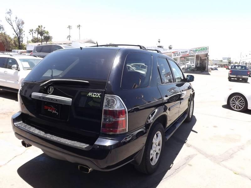 2005 Acura MDX for sale at Speed Auto Gallery in La Mesa CA