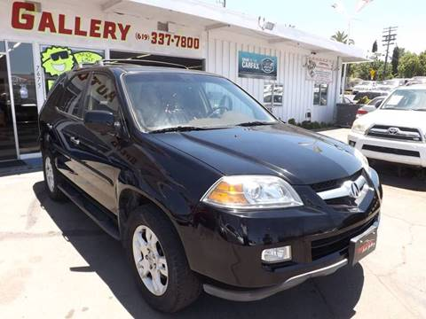 2005 Acura MDX for sale at Speed Auto Gallery in La Mesa CA