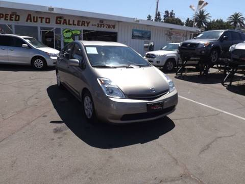 2005 Toyota Prius for sale at Speed Auto Gallery in La Mesa CA