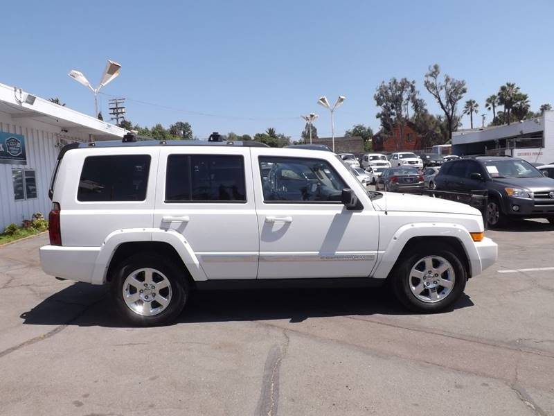 2006 Jeep Commander for sale at Speed Auto Gallery in La Mesa CA