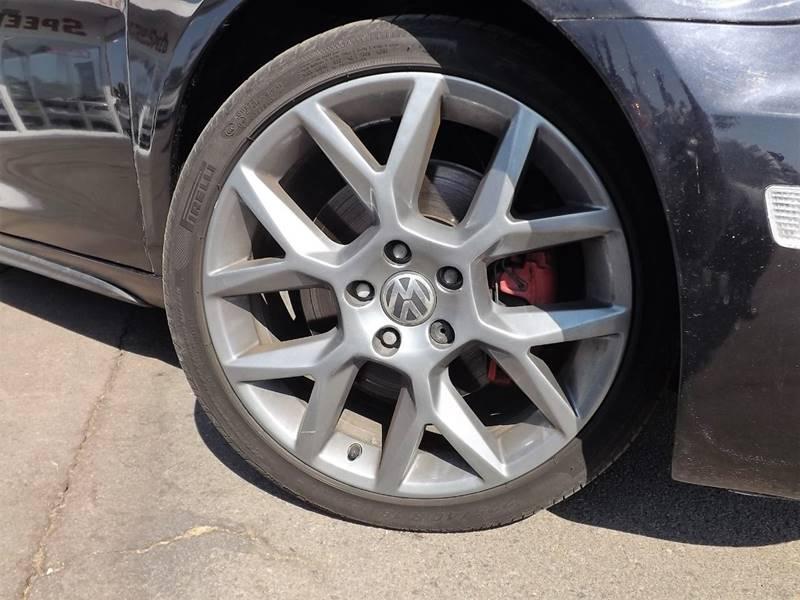2013 Volkswagen GTI for sale at Speed Auto Gallery in La Mesa CA