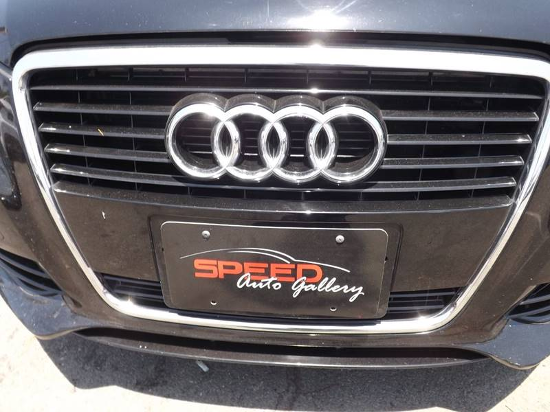 2011 Audi A3 for sale at Speed Auto Gallery in La Mesa CA