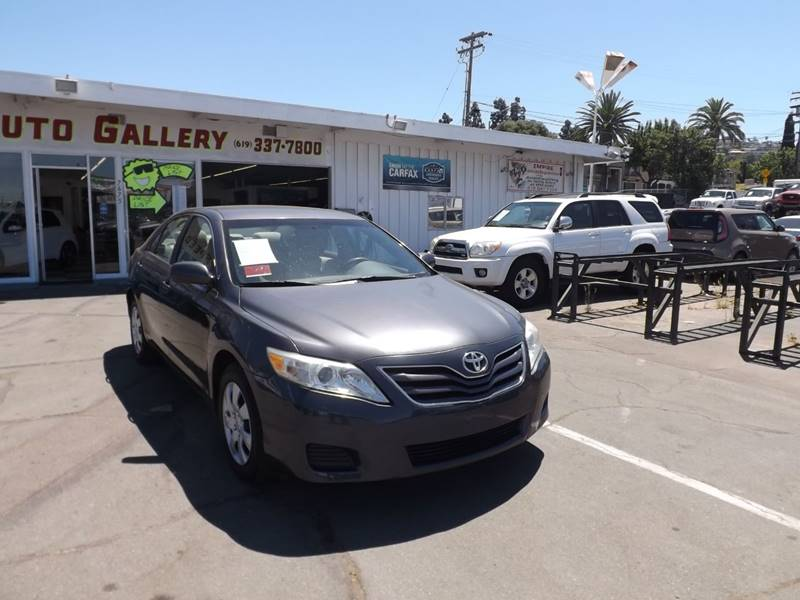 2011 Toyota Camry for sale at Speed Auto Gallery in La Mesa CA