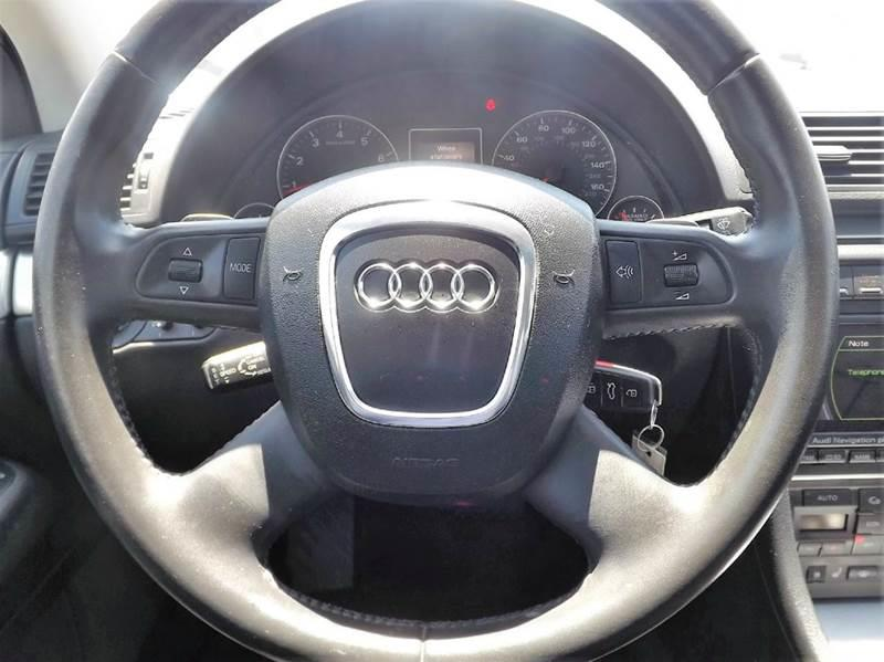 2008 Audi A4 for sale at Speed Auto Gallery in La Mesa CA