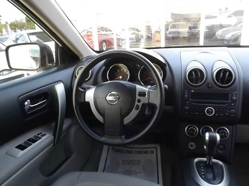 2010 Nissan Rogue for sale at Speed Auto Gallery in La Mesa CA