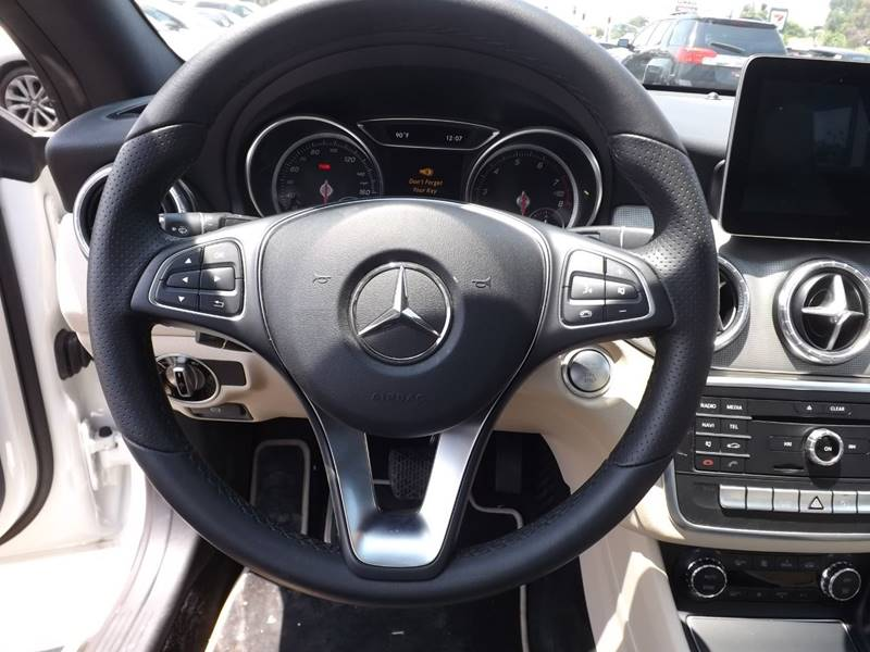 2017 Mercedes-Benz CLA for sale at Speed Auto Gallery in La Mesa CA