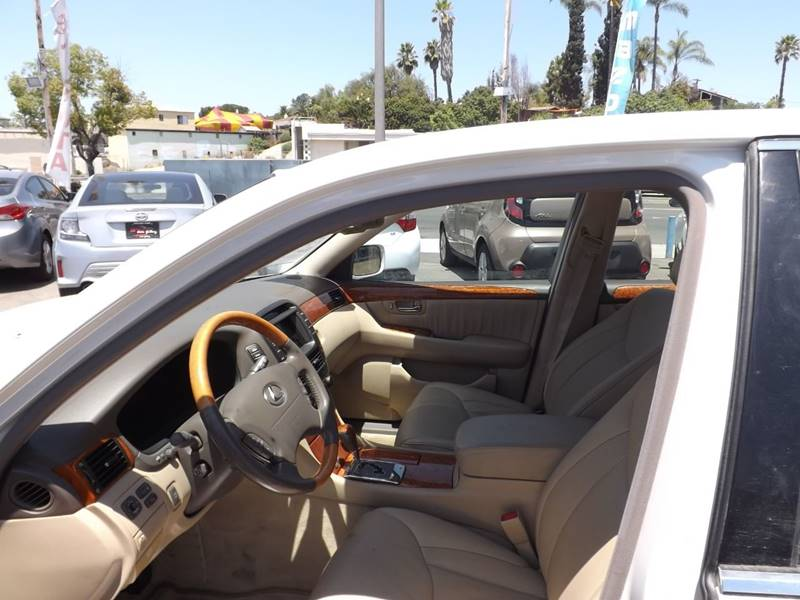 2006 Lexus LS 430 for sale at Speed Auto Gallery in La Mesa CA