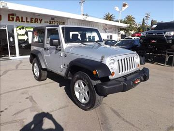2008 Jeep Wrangler for sale at Speed Auto Gallery in La Mesa CA