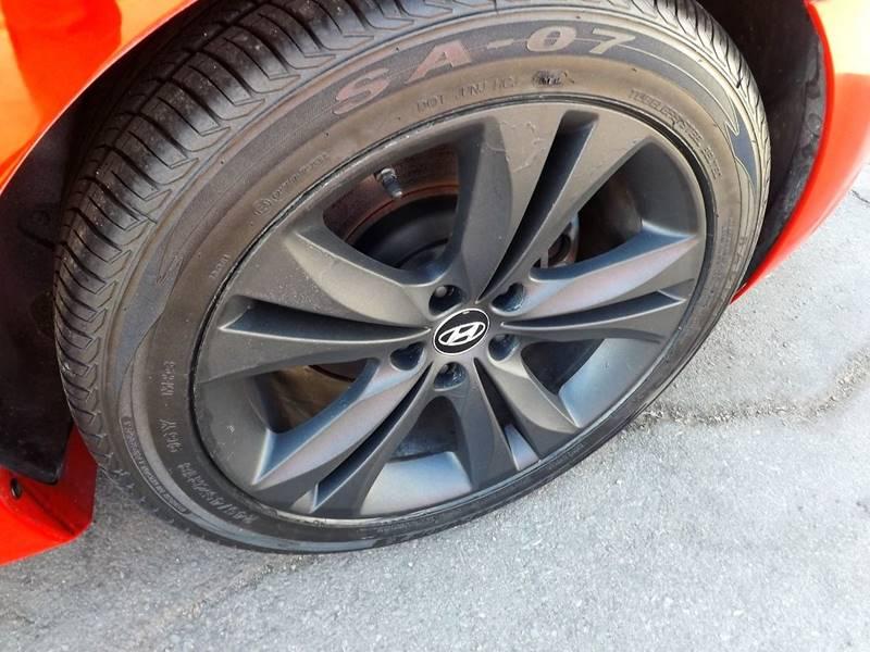 2012 Hyundai Genesis Coupe for sale at Speed Auto Gallery in La Mesa CA
