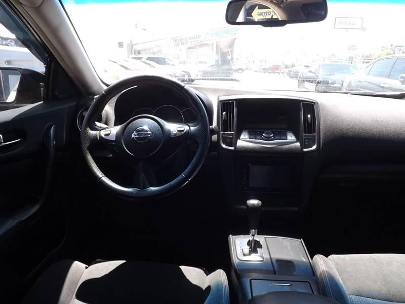 2013 Nissan Maxima for sale at Speed Auto Gallery in La Mesa CA