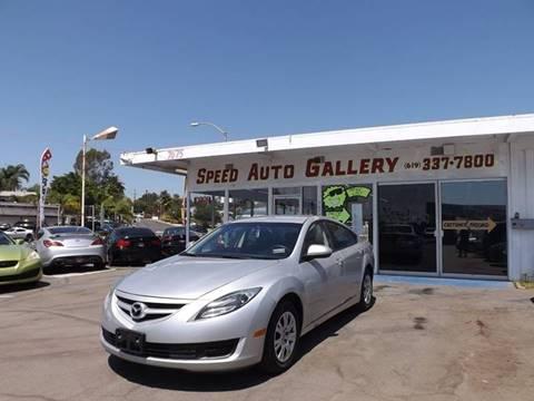 2013 Mazda MAZDA6 for sale in La Mesa, CA