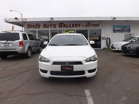 2014 Mitsubishi Lancer for sale in La Mesa, CA