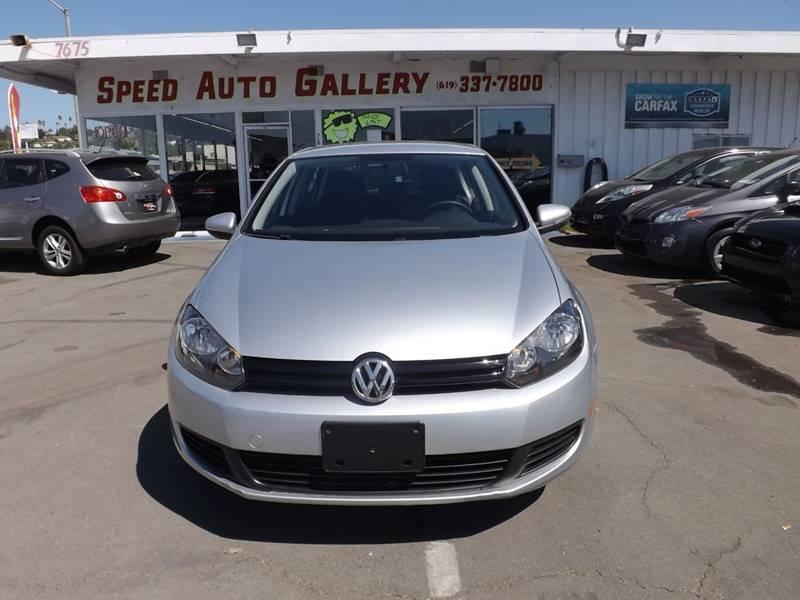 2014 Volkswagen Golf 25l Pzev In La Mesa Ca Speed Auto Gallery