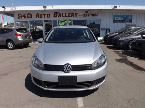 2014 Volkswagen Golf for sale in La Mesa, CA