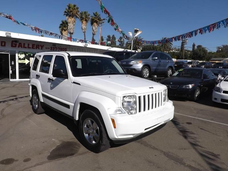 2012 Jeep Liberty In La Mesa CA - Sd Auto Gallery