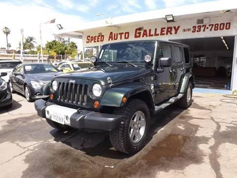 Jeep Wrangler Unlimited For Sale in La Mesa, CA - Carsforsale.com