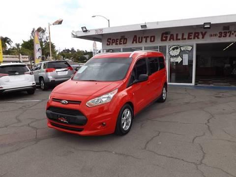 2016 Ford Transit Connect Wagon for sale in La Mesa, CA