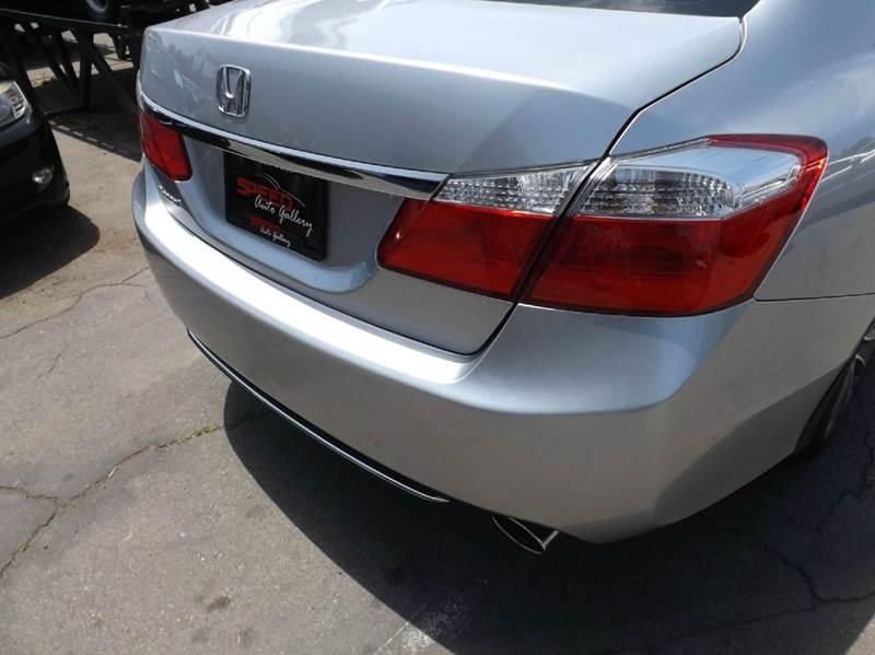 2014 Honda Accord for sale at Speed Auto Gallery in La Mesa CA