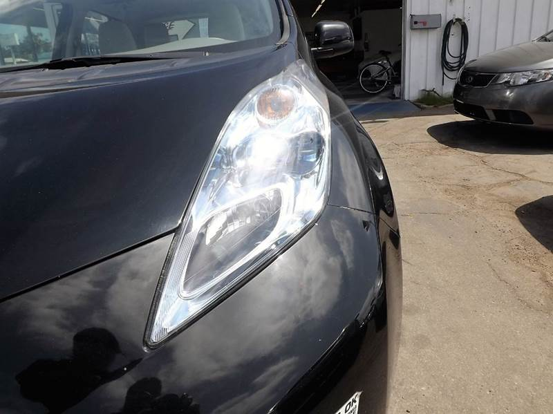 2012 Nissan LEAF for sale at Speed Auto Gallery in La Mesa CA