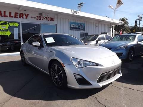 2014 Scion FR-S for sale at Speed Auto Gallery in La Mesa CA