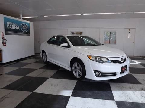 2012 Toyota Camry for sale at Speed Auto Gallery in La Mesa CA