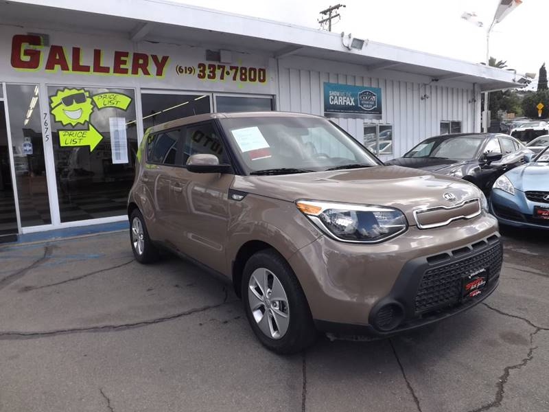 2014 Kia Soul for sale at Speed Auto Gallery in La Mesa CA