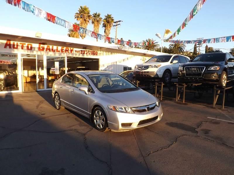 2010 Honda Civic for sale at Speed Auto Gallery in La Mesa CA