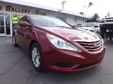 2011 Hyundai Sonata for sale at Speed Auto Gallery in La Mesa CA