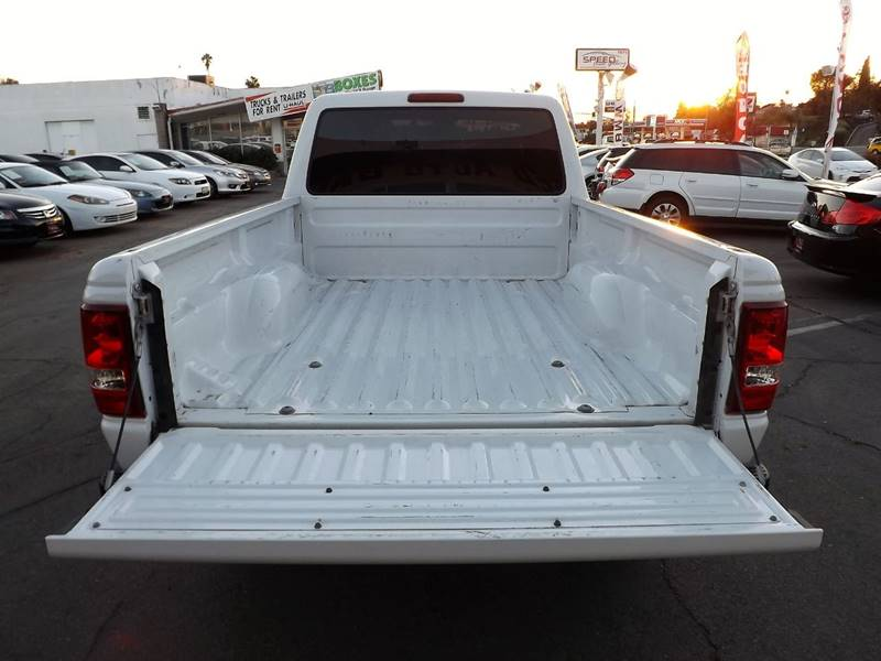 2007 Ford Ranger for sale at Speed Auto Gallery in La Mesa CA