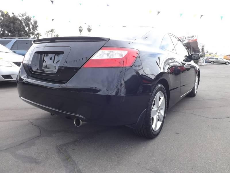 2008 Honda Civic for sale at Speed Auto Gallery in La Mesa CA
