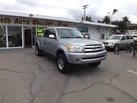 2006 Toyota Tundra for sale in La Mesa, CA