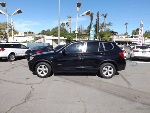 2011 BMW X3 for sale at Speed Auto Gallery in La Mesa CA