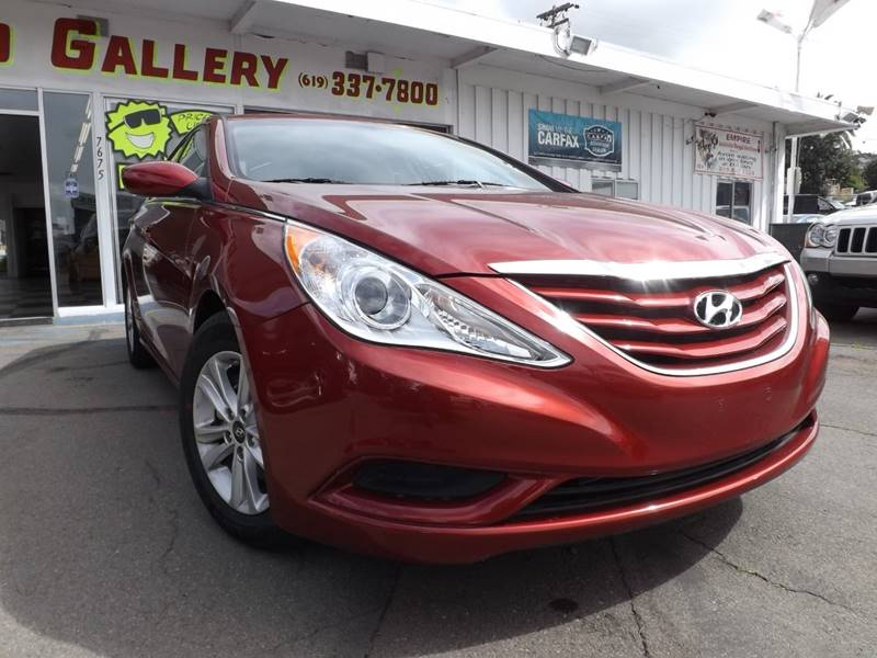 2012 Hyundai Sonata for sale at Speed Auto Gallery in La Mesa CA