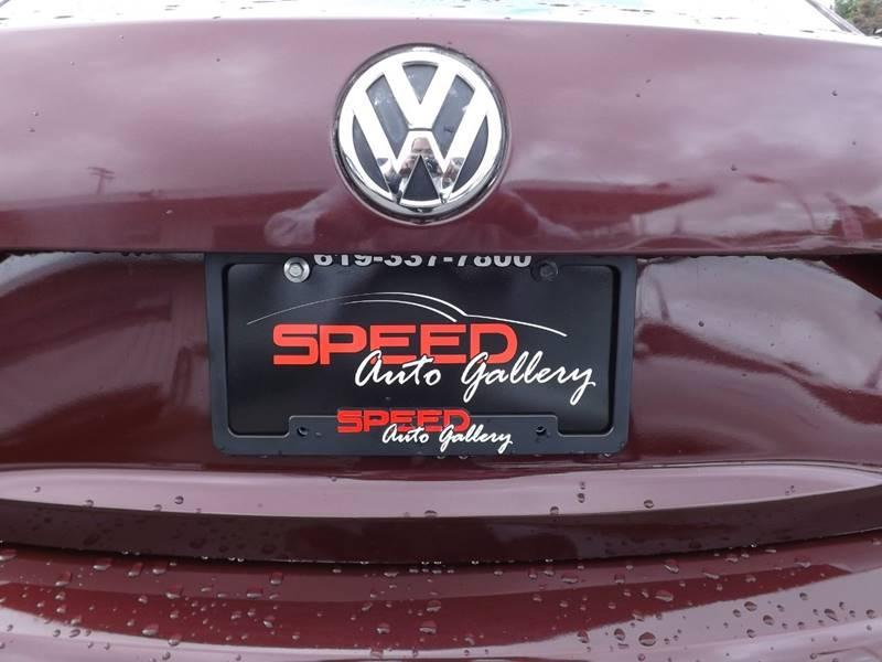 2013 Volkswagen Passat for sale at Speed Auto Gallery in La Mesa CA