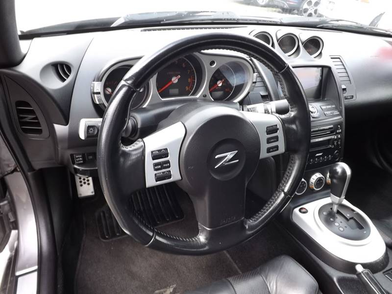 2007 Nissan 350Z for sale at Speed Auto Gallery in La Mesa CA