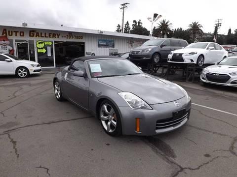 2007 Nissan 350Z for sale in La Mesa, CA