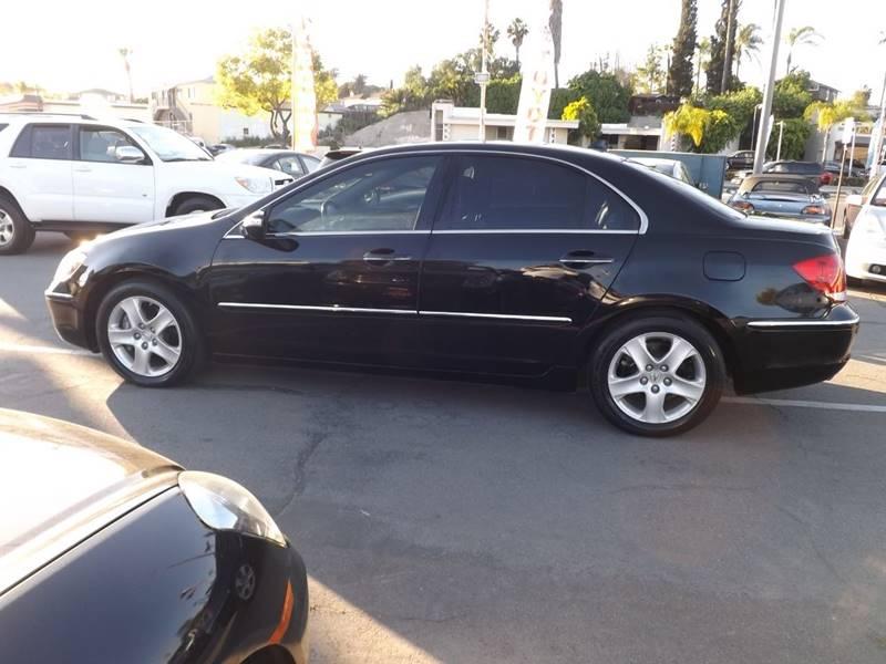 2006 Acura RL for sale at Speed Auto Gallery in La Mesa CA
