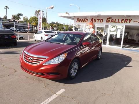 2014 Hyundai Sonata for sale at Speed Auto Gallery in La Mesa CA