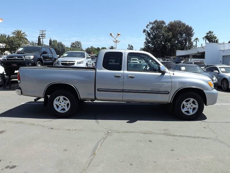 2003 Toyota Tundra for sale at Speed Auto Gallery in La Mesa CA